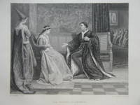 The Wooing Of Henry V. (King Henry V).