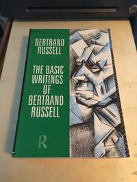 image of The Basic Writings of Bertrand Russell, 1903-1959