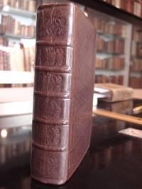 DE FINIBUS BONORUM ET MALORUM ad M. Brutum, Libri Quinque. [Bound with: DE ORATORE]