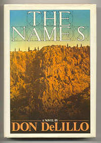 NY: Knopf, 1982. First edition, first prnt. Signed by Delillo on the title page. Spine cloth ends mi...