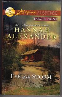 Eye of the Storm (Love Inspired Large Print Suspense)