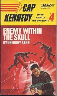 ENEMY WITHIN THE SKULL: Cap Kennedy #4