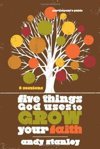 image of Five Things God Uses to Grow Your Faith