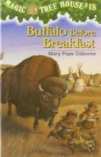 Buffalo Before Breakfast (Magic Tree House) by Mary Pope Osborne - 2009-08-08 - from Books Express (SKU: 1439589380)