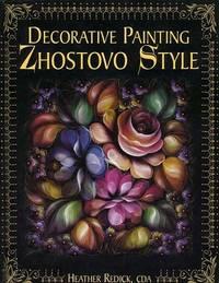 Decorative Painting ZHOSTOVO STYLE.