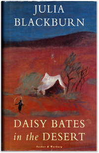 image of Daisy Bates in the Desert.