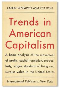 Trends in American Capitalism: Profits and Living Standards