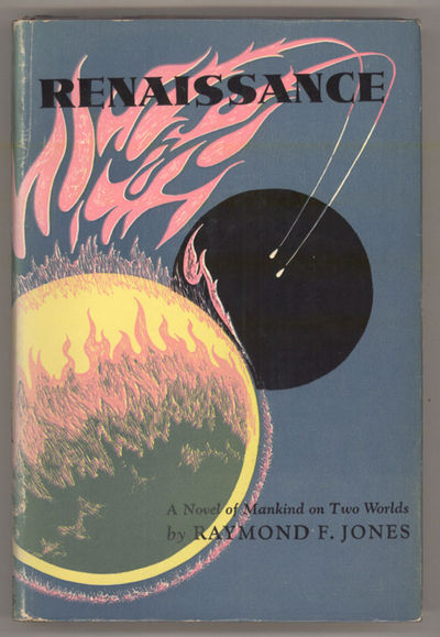 New York: Gnome Press Publishers, 1951. Octavo, cloth. First edition. The author's second book and f...