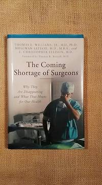 The Coming Shortage of Surgeons