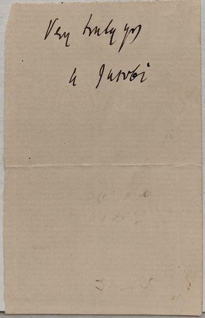 near fine. Signature: