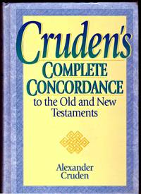 image of CRUDEN'S COMPLETE CONCORDANCE to the Old and New Testaments