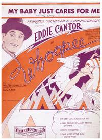 image of MY BABY JUST CARES FOR ME, EDDIE CANTOR