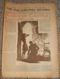 image of Cobweb Castle the Supplement from The Philadelphia Record for November 3rd 1929