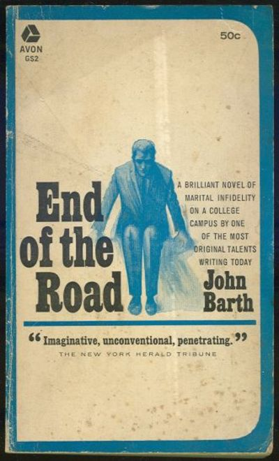 END OF THE ROAD, Barth, John