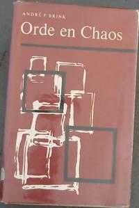 image of Orde en Chaos : 'n studie oor Germanicus en die tragedies van Shakespeare