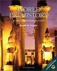 image of World Prehistory: A Brief Introduction