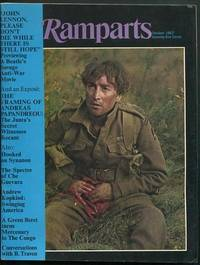 Ramparts (October 1967 issue) [cover: John Lennon]
