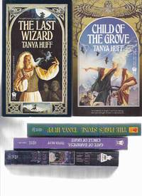 Child of the Grove /and/ The Last Wizard -Books 1, 2 of Wizard Crystal --with The Fire's...