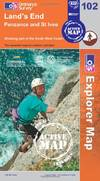 image of Land's End (OS Explorer Map Active)