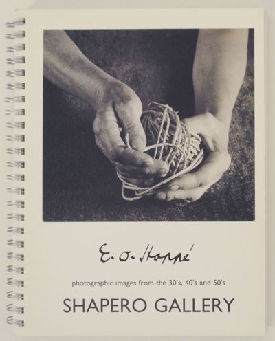 London: Shapero Gallery, 1995. First edition. Softcover. 121 pages. Includes 154 black and white ima...
