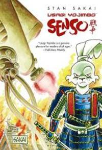 image of Usagi Yojimbo: Senso