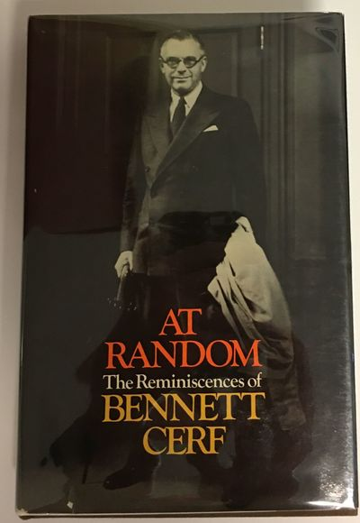 New York: Random House, 1977. First edition. A fine copy with brilliant gilt stamping in a near fine...