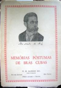 image of Memorias póstumas de Brís Cubas.