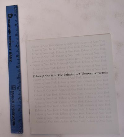 New York, New York: Museum of the City of New York, 1990. Softcover. VG- (Ex-gallery lib., small lab...