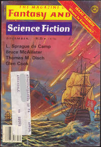 The Magazine of Fantasy and Science Fiction, December 1978 (Vol 55, No 6)
