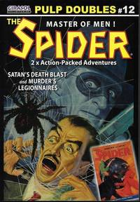 image of PULP DOUBLES #12: THE SPIDER; Satan's Death-Blast and Murder's Legionnaires