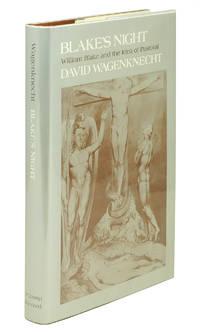 Blake's Night: William Blake and the Idea of Pastoral.