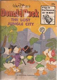 image of Walt Disney's Donald Duck The Lost Jungle City (Flip-It Cartoons; A Big Little Book)