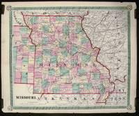Missouri.   (Arkansas on verso)