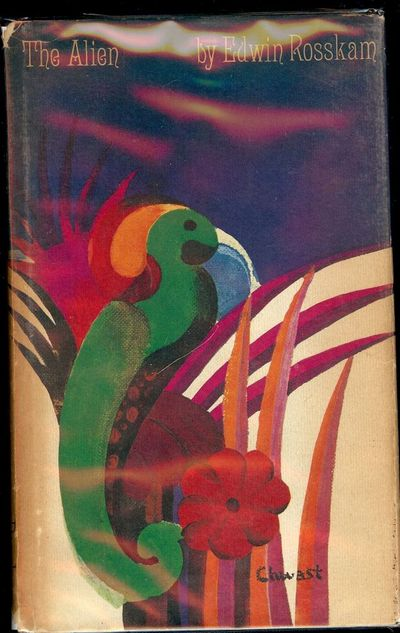 1964. ROSSKAM, Edwin. THE ALIEN. NY: Grossman Publishers, 1964. 8vo., cloth in dust jacket. First Ed...