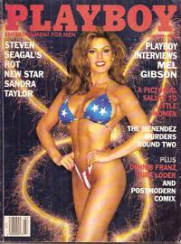 Playboy Magazine July 1995