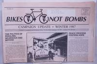 image of Bikes not Bombs campaign update [5 issues]