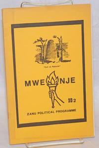 image of Political programme: Zimbabwe African National Union (ZANU)