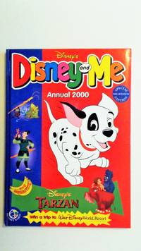 image of Disney and Me Annual 2000.