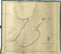Resolution Bay in Tanna Island Surveyed by Capt. Sir E. Belcher.  Sea Chart