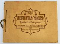 Twenty four types of Indian native character reproduced in Photogravure