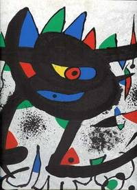 MIRO :Painting, Gouaches , SOBRETEIXIMS , Sculpture , Etchings ( with Print )