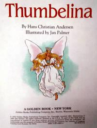 a Little Golden Book Thumbelina