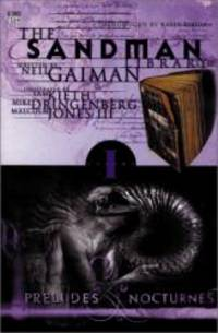 image of The Sandman: Preludes & Nocturnes - Book I