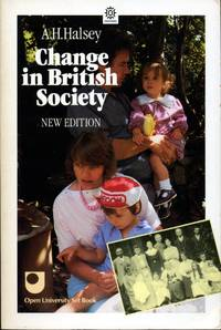 image of Change in British Society : Based on the Reith Lectures (New Enlarged Edition)