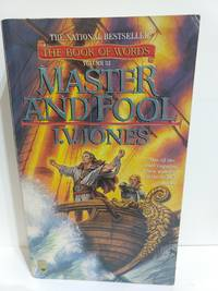 Master &  Fool (Book Of Words) by J. V. Jones - Paperback - 1997 - from Fleur Fine Books (SKU: 9780446604147)