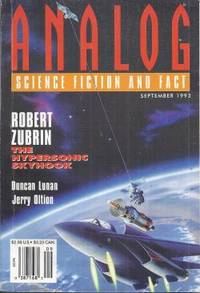 image of ANALOG Science Fiction/ Science Fact: September, Sept. 1993