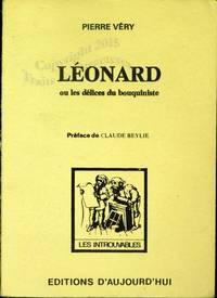 Léonard ou les délices du bouquiniste.