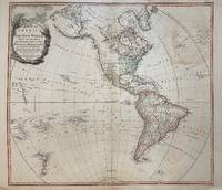 A Map of America, or the New World, Wherein Are Introduced All the Known Parts of the Western Hemisphere