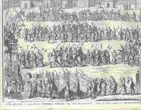 """The Procession at a Chinese Funeral ...from """"A Description of the Empire of China and Chinese-Tartary,..."""" by  Jean Baptiste [China] Du Halde - 1738 - from Antipodean Books, Maps & Prints and Biblio.com"""
