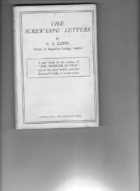 image of The Screwtape Letters